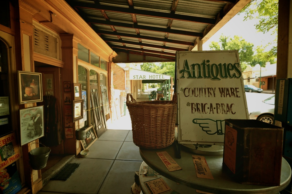 Antiques and vintages aplenty, Image: Mick Ross