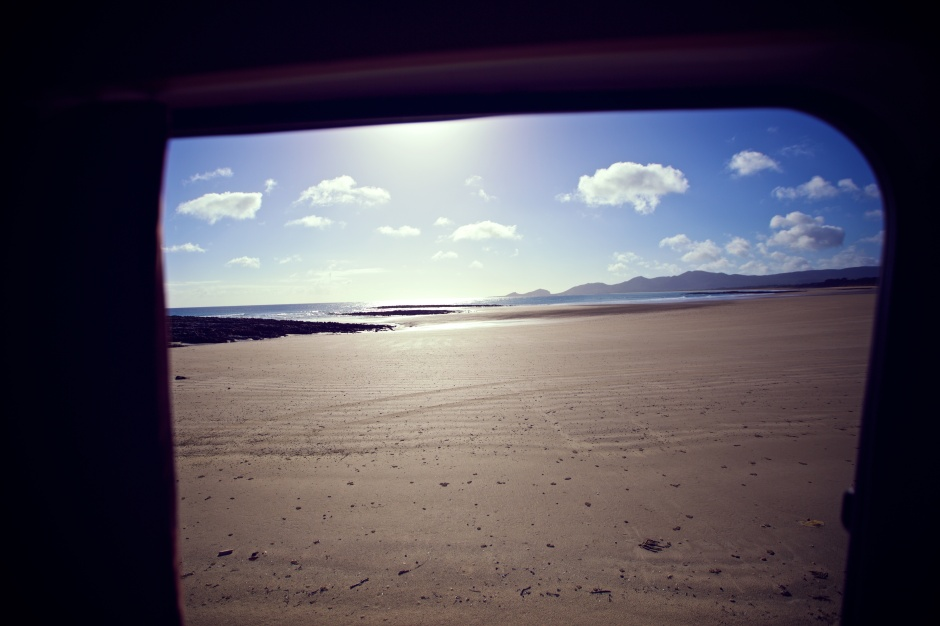 Van with a view, Image credit-Mick Ross